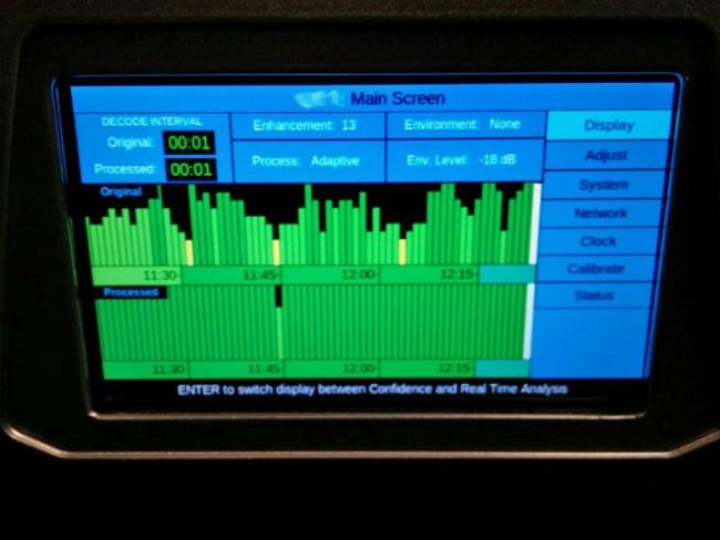 "Voltair PPM encoder enhancer ""confidence display"""