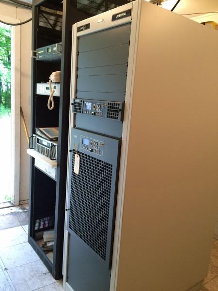 GatesAir Flexiva FAX-10, 10.000 watt FM transmitter