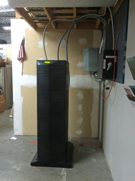 Eaton Powerware 9170+ 18 KVA UPS