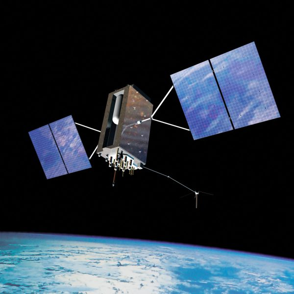 Lockheed Martin A2100 series satellite