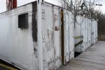 Shipping Container transmitter site