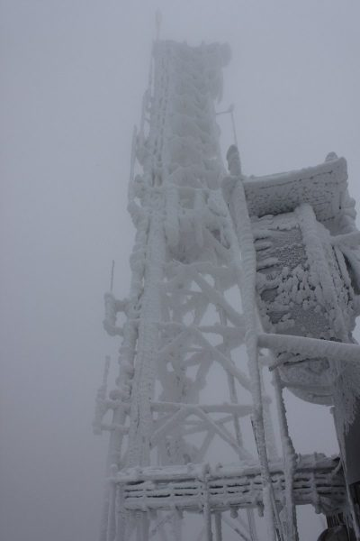 Killington Peak tower
