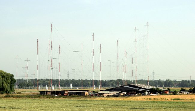 VOA/RFE transmitter site, Biblis Germany