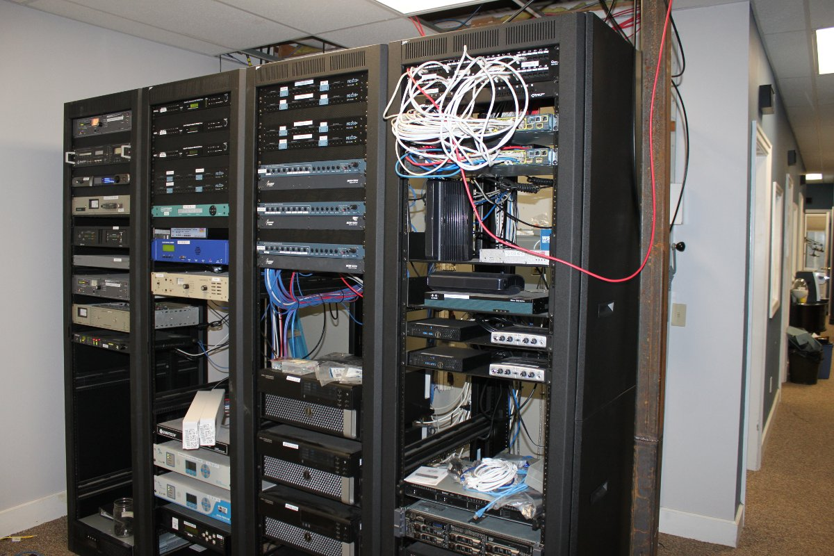 Racks and equipment