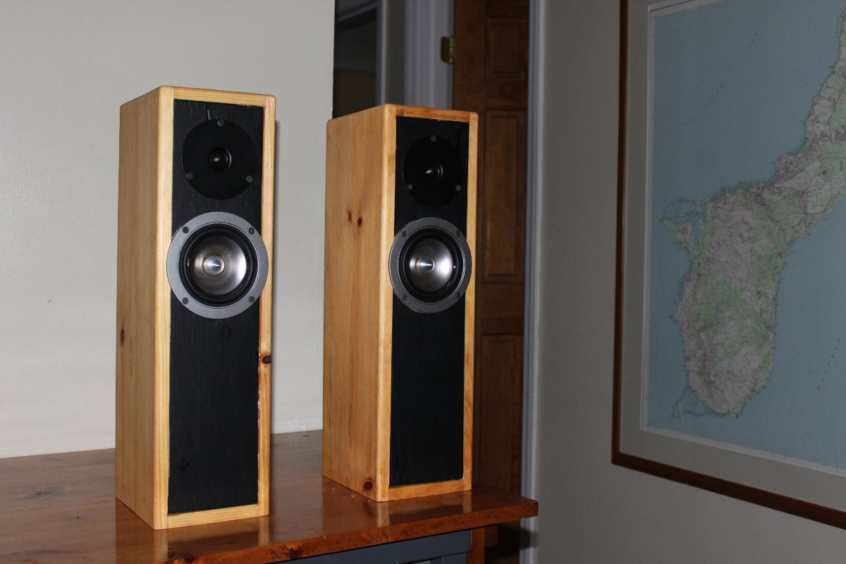 Completed speakers