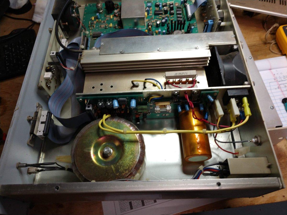Bext 30 Watt FM exciter power supply