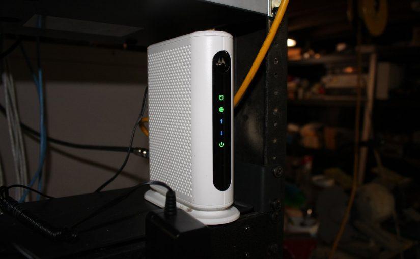 DOCSIS 3 Cable Modems