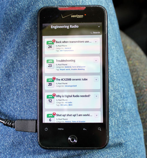 engineeringradio mobile edition
