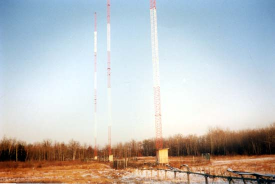 IDECO towers WDCD antenna system