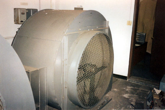 air cooling blower