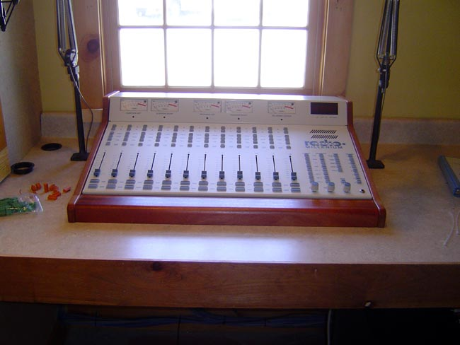 Radio Systems Former RS-12 now Millennium 12 console