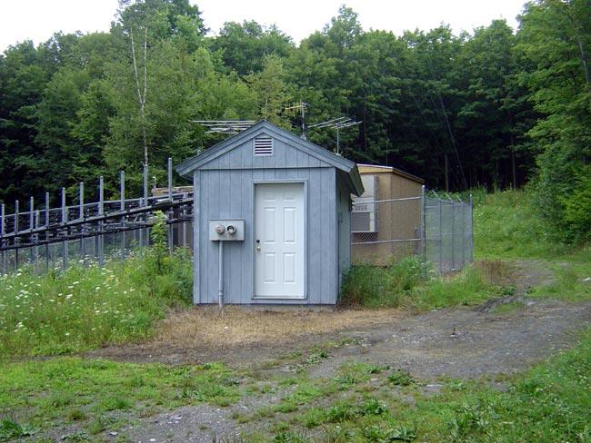 WCVR transmitter site
