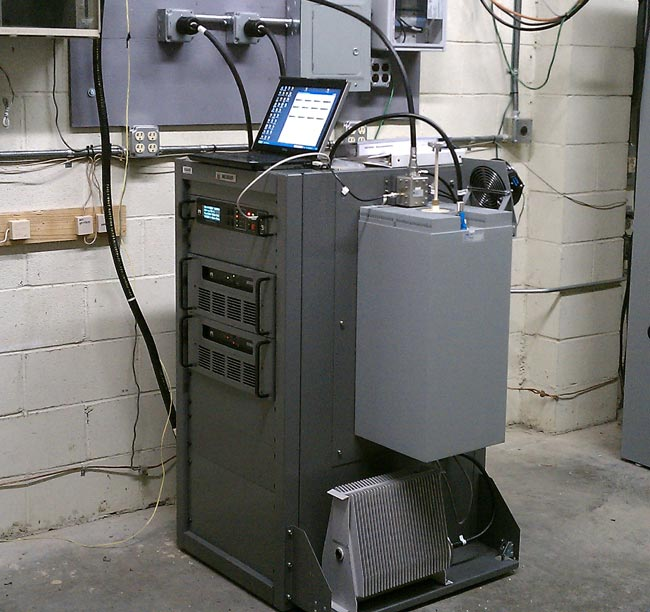Nautel NG1000 transmitter