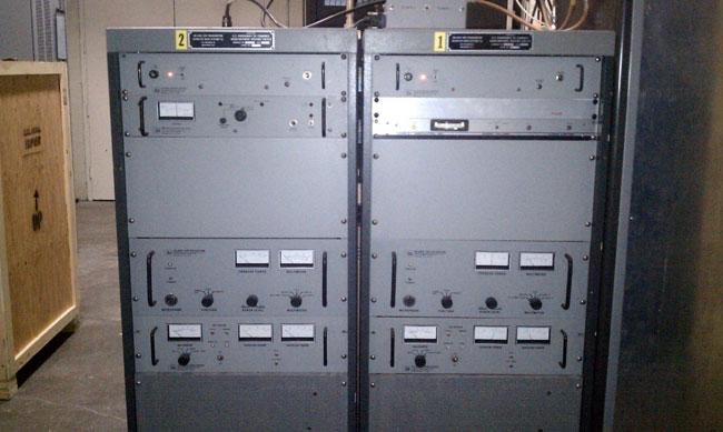 Scientific Radio System SR416P transmitters