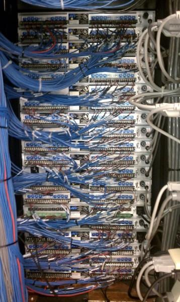 ATI 416 DA wiring connections