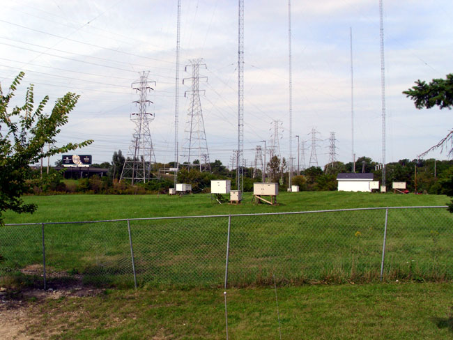 WGLB WJTI combined directional antenna system