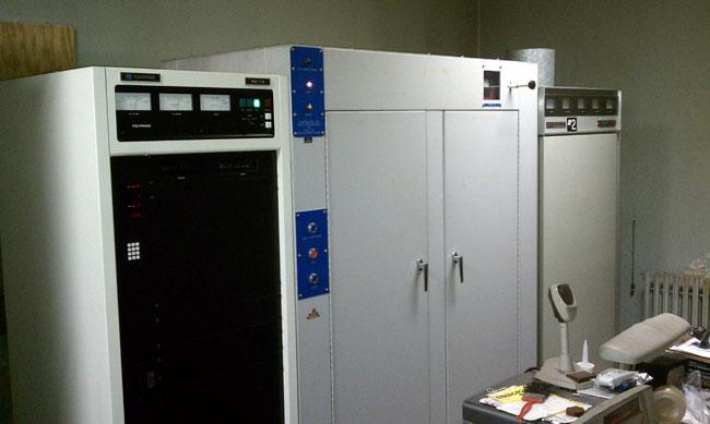 WICC Harris SX-1A, Phasor and Harris BC1H