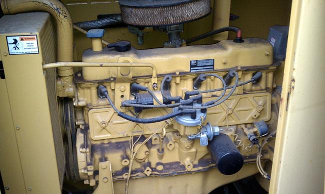 Ford inline 6 cylinder engine
