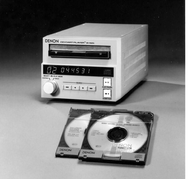 Denon DN-950FA cart CD player