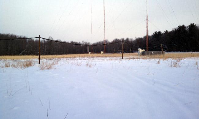 WGHQ 920 Khz Kingston, NY antenna array