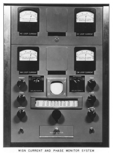 RCA AM antenna monitor