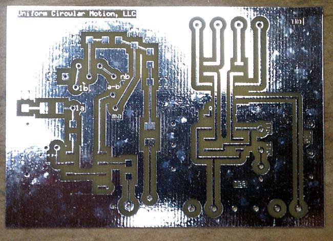K9AY PCB