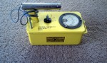 Anton Model 6 CD V-700 radiation meter