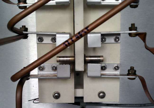 Harris HS-4P contactor repaired