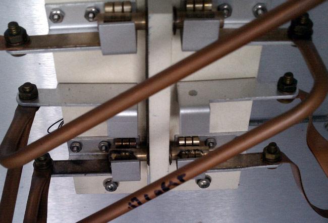 Harris HS-4P RF contactor