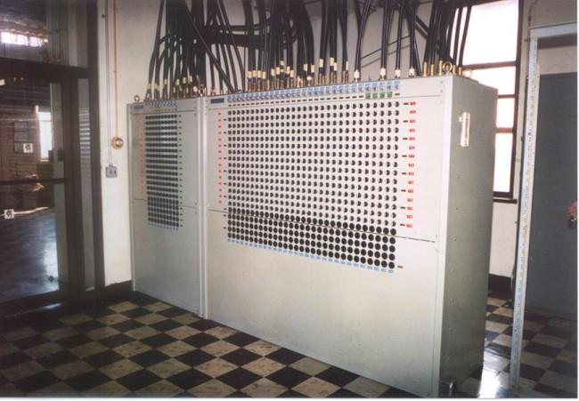 WOO antenna switching matrix