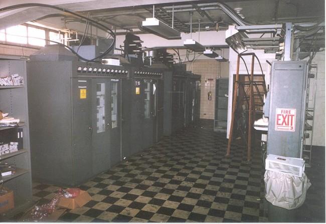 WOO transmitter, courtesy of Tesla Foundation