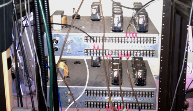 Transmitter site remote control interfaces