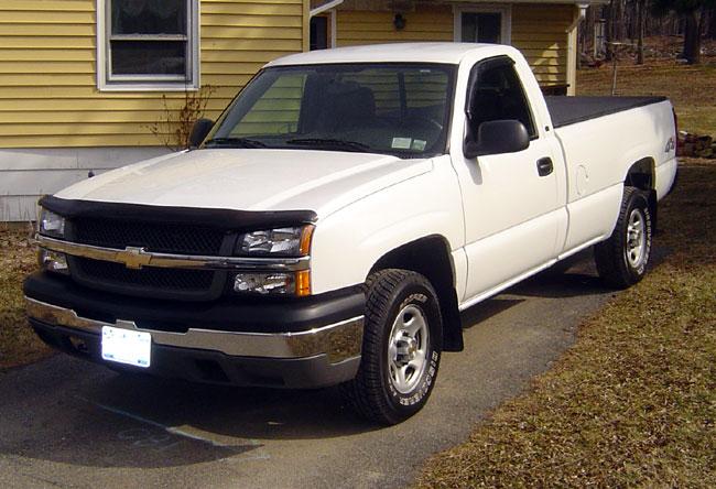 Work Truck, Chevy Silverado 1500