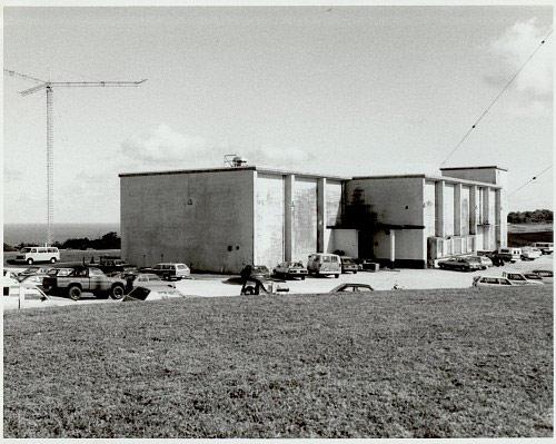 Building 150 NAVCAMS Westpac