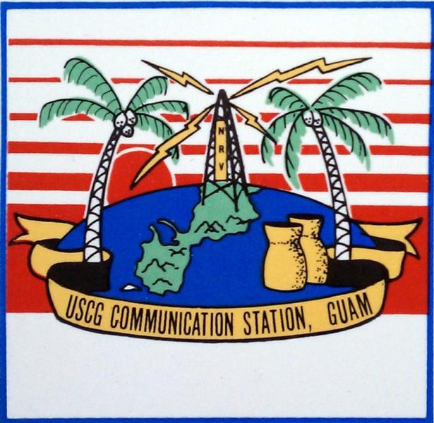 US Coast Guard Communications Station Guam/NRV
