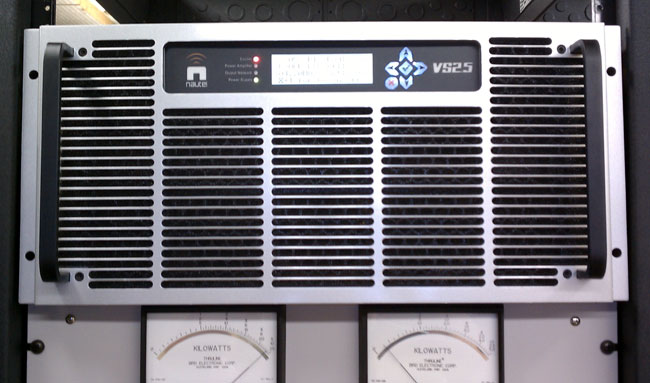 Nautel VS-2.5 FM Transmitter