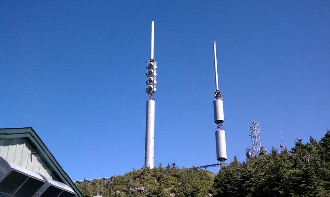 Restarting a Harris HT35 FM transmitter