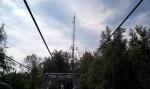 Bousquet ski area tower