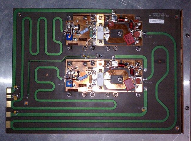 Crown PA2000 500 watt RF module