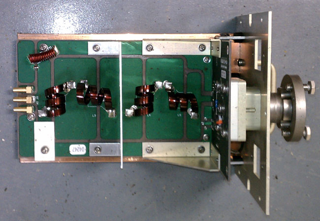 Crown PS2000 output combiner