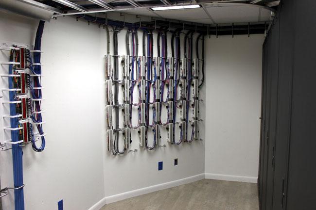 66 blocks audio and control for nextgen installation