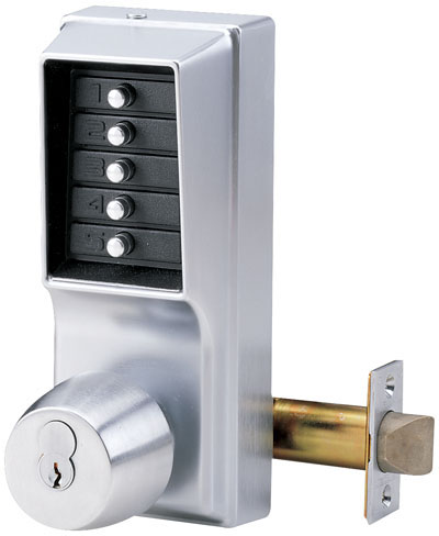 Simplex 1041 combination door lock