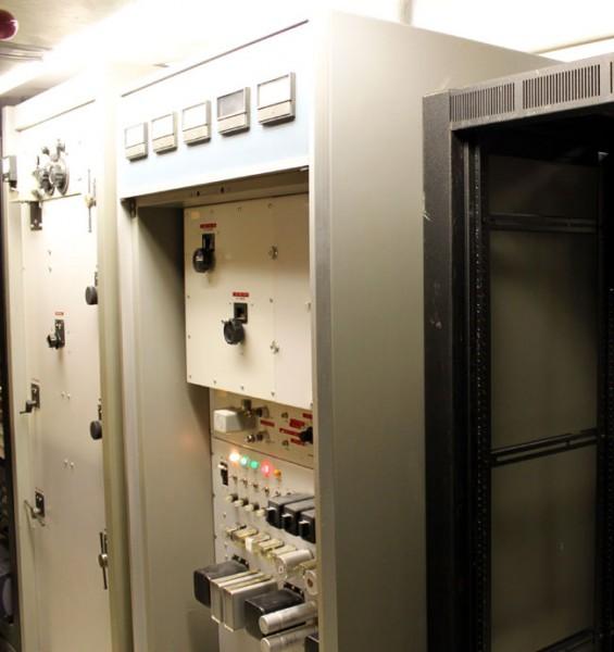 CCA AM1000D transmitter, WCKL Catskill, NY