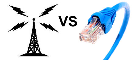 RF vs IP distribution