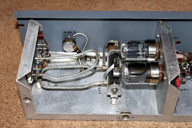 Gates BFE-50C output section
