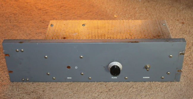 Gates BFE-50C 50 watt VHF amplifier