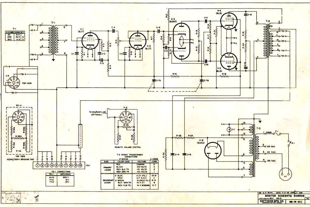 Push Pull 6l6 Schematic Wiring Diagrams 10w Amplifier El84 Guitar Tube Get Free Image About Schematics Simple