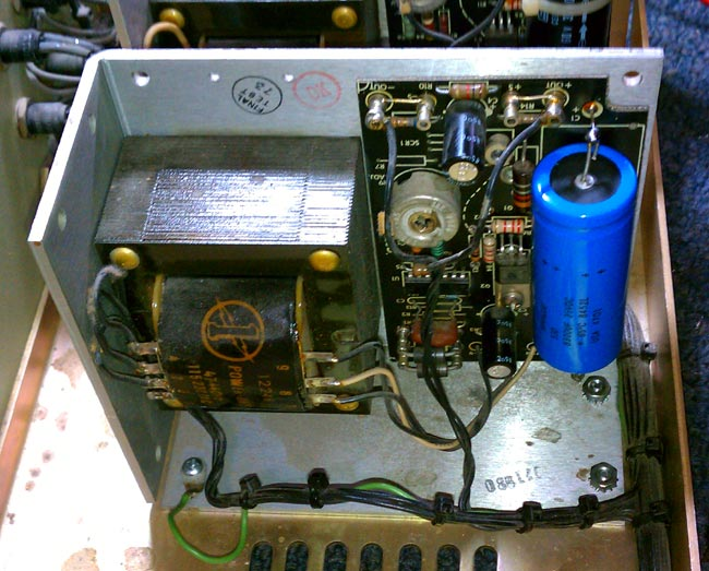 12 volt linear power supply