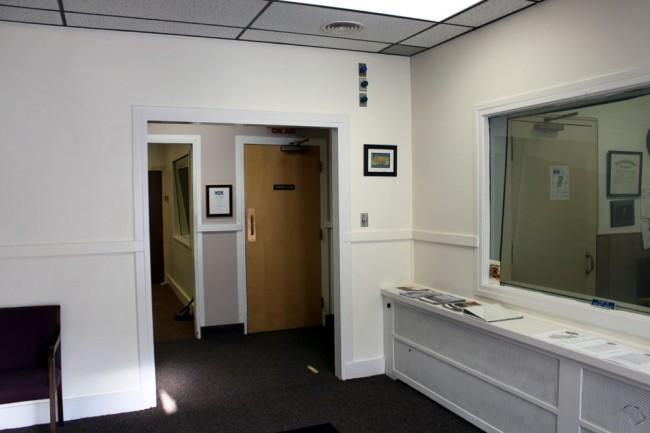 WNAW lobby