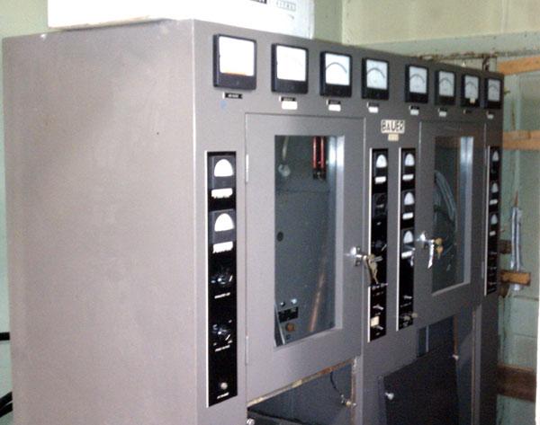 Bauer FB5000J AM transmitter